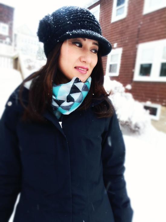 Yoko snow